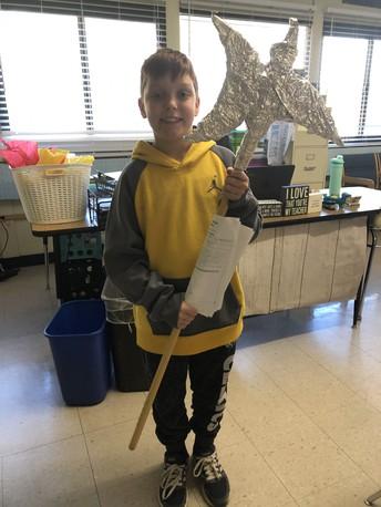 5th Grade Celebrating Plymouth's History