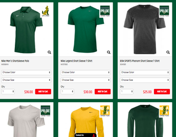The Online Spirit Store is now open!  Buy some Coyote Gear!