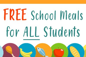 Waiver Allows Free Meals for All Students