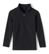 Fleece 1/2 Zip Pullover - $35.00