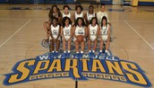 2016-2017 Varsity Girls Backetball Team