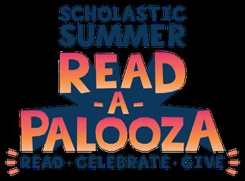 Scholastic Summer Read-a-Palooza!