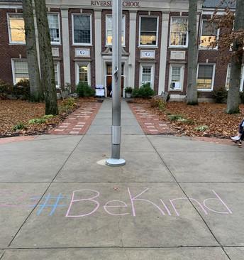 Hashtag #BeKind