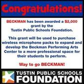 TPSF Award