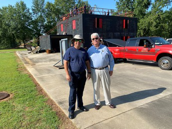 Florence Fire & Rescue Host Training