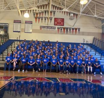 Tam High Staff 19-20
