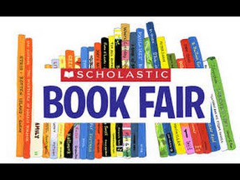 Mini Book Fair from 11/26 and ending 12/1