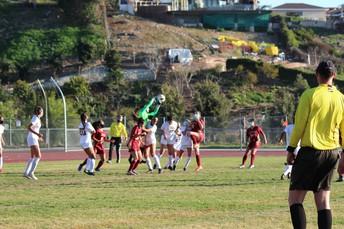 Varsity Girl's Soccer @ La Serna