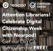 Nearpod Digital Citizenship Lessons: FREE for METIs
