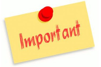 important: Student Absences, School Attendance, Parking—Drop off