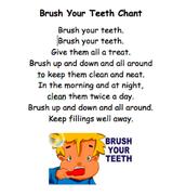 Bruch Your Teeth Chant