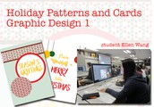Graphic Design 1 Holiday Patterns