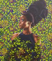 "Kehinde Wiley ""Shantavia Beale"" 2012"