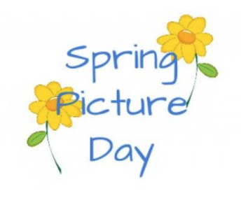 Spring Pictures and Graduation Retakes- March 10th!