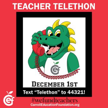 Teacher Telethon