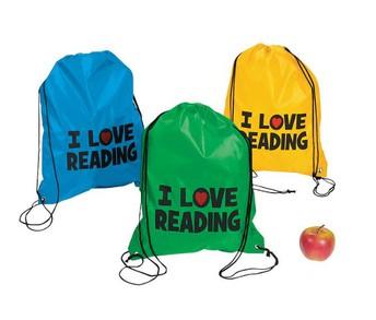 I Love Reading Bag