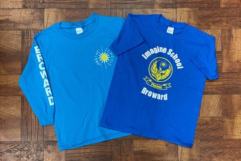 Spirit Club T-shirts