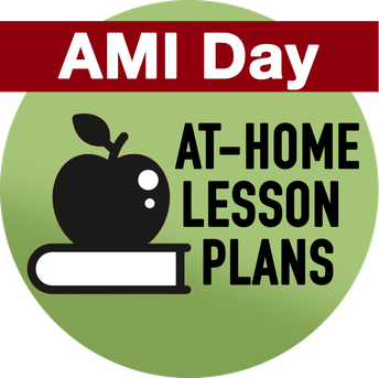 AMI LESSON PLANS 41-45 THIS WEEK!