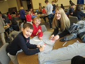8th-Grade Buddy Activities