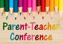 TURN IN YOUR PARENT-TEACHER CONFERENCE FORM LETTER TODAY!