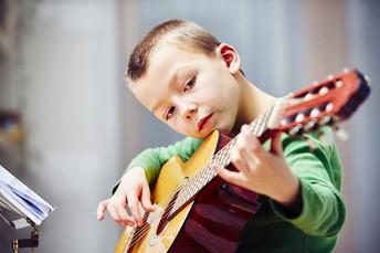 Guitar, Ukulele, or Mandolin Lessons