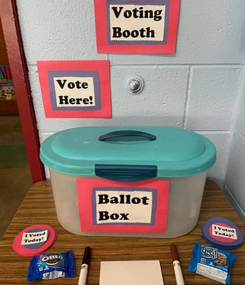 Election Day in KB: Oreos vs. Chocolate Chip Cookies