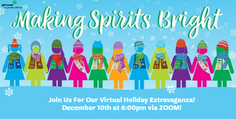Girl Scouts Making Spirits Bright