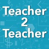 Teacher2Teacher Mathematics Video Series