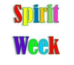 IAR Spirit Week (4/8-4/12)
