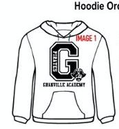 GA Hoodie Orders