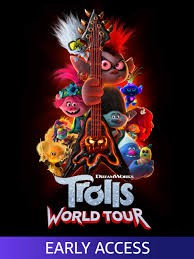 What's Streaming? Trolls: World Tour Mini Review By Sophie Robbins
