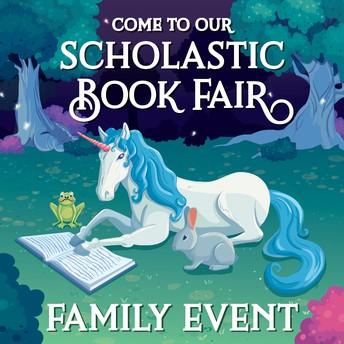 The Enchanted Book Fair is soon!