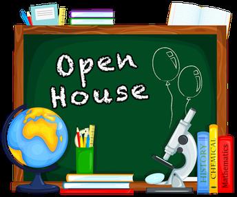 Third Grade Open House!