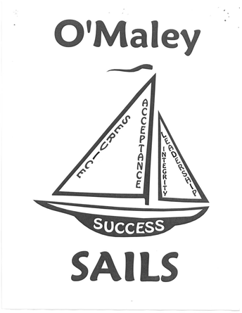 SAILS:  Student of the Month and Core Values at O'Maley
