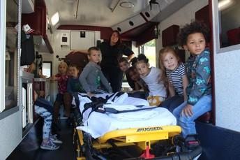 Inside an Ambulance!