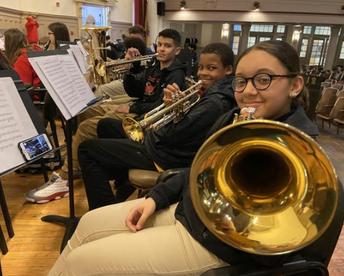 Hoboken Middle School Band