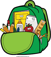 Materials Pick-up THIS Thursday, February 25, from 1:00-5:00 PM
