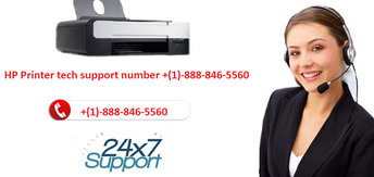 HP printer tech support phone number | +(1)-888-846-5560