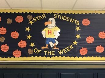 Student of the Week Winners!