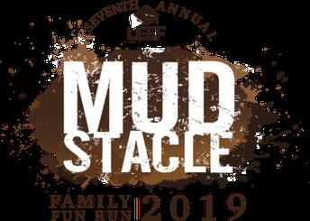 LEEF MUDSTACLE Family Fun Run 2019