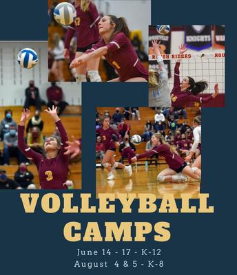 RHS Volleyball Camp