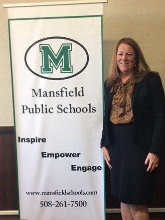 Welcome Assistant Principal Katie Perreault!