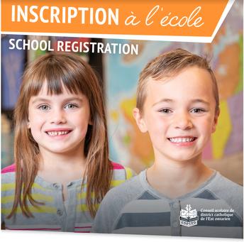 Inscription à la maternelle 2020-2021