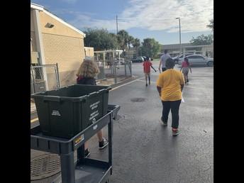 2nd Grade Recycling