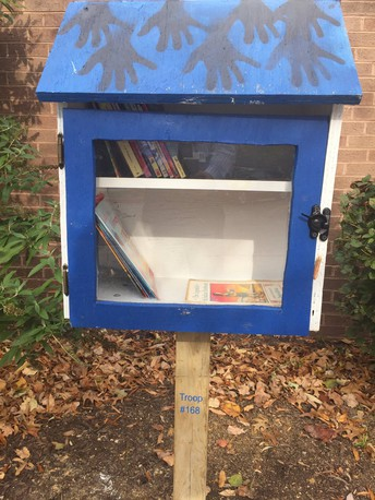 CCES Little Free Library