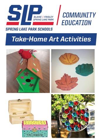 Take-Home Art Activities