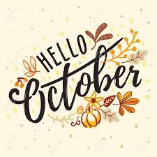 October Calendar: