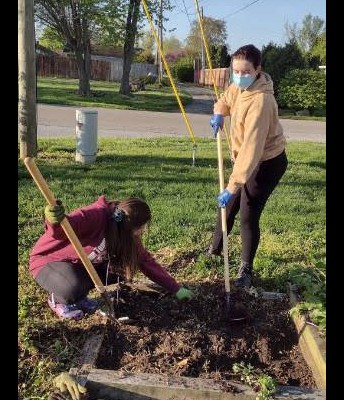 Environmental Science - Spring Clean Up