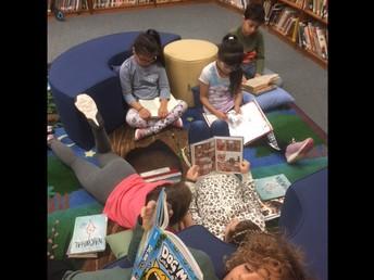 devolver libros de la biblioteca / return library books