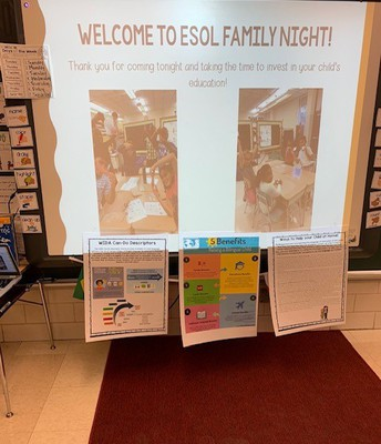 ESOL Family Night